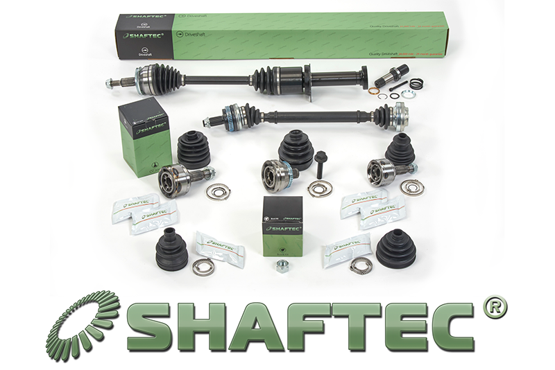 Shaftec Driveshafts and CV Joints